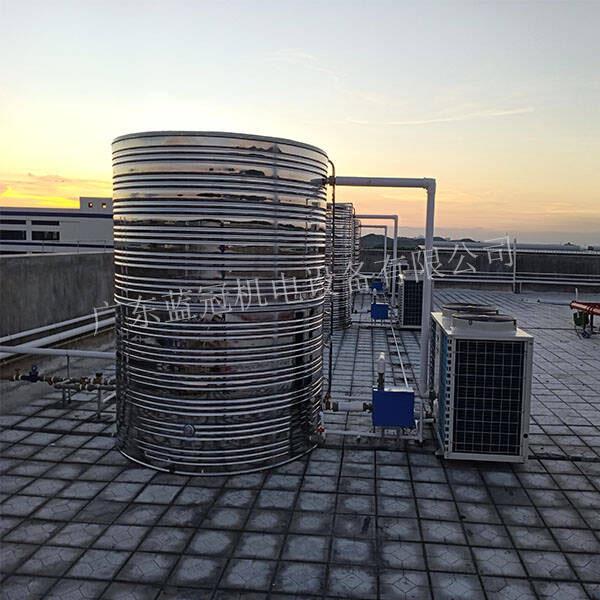 沐足空气能热水工程